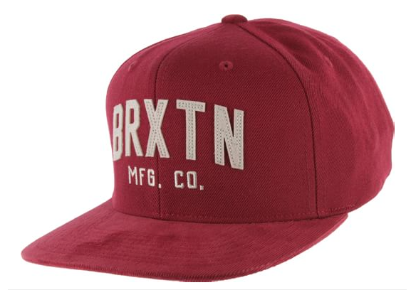 Brixton Arden II Snap Back Hat    $16.95