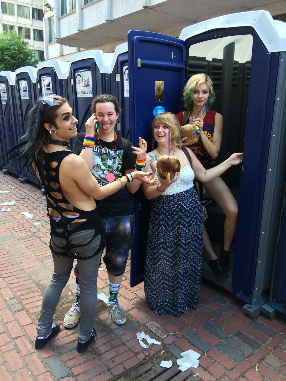 Porta-Potty Pride