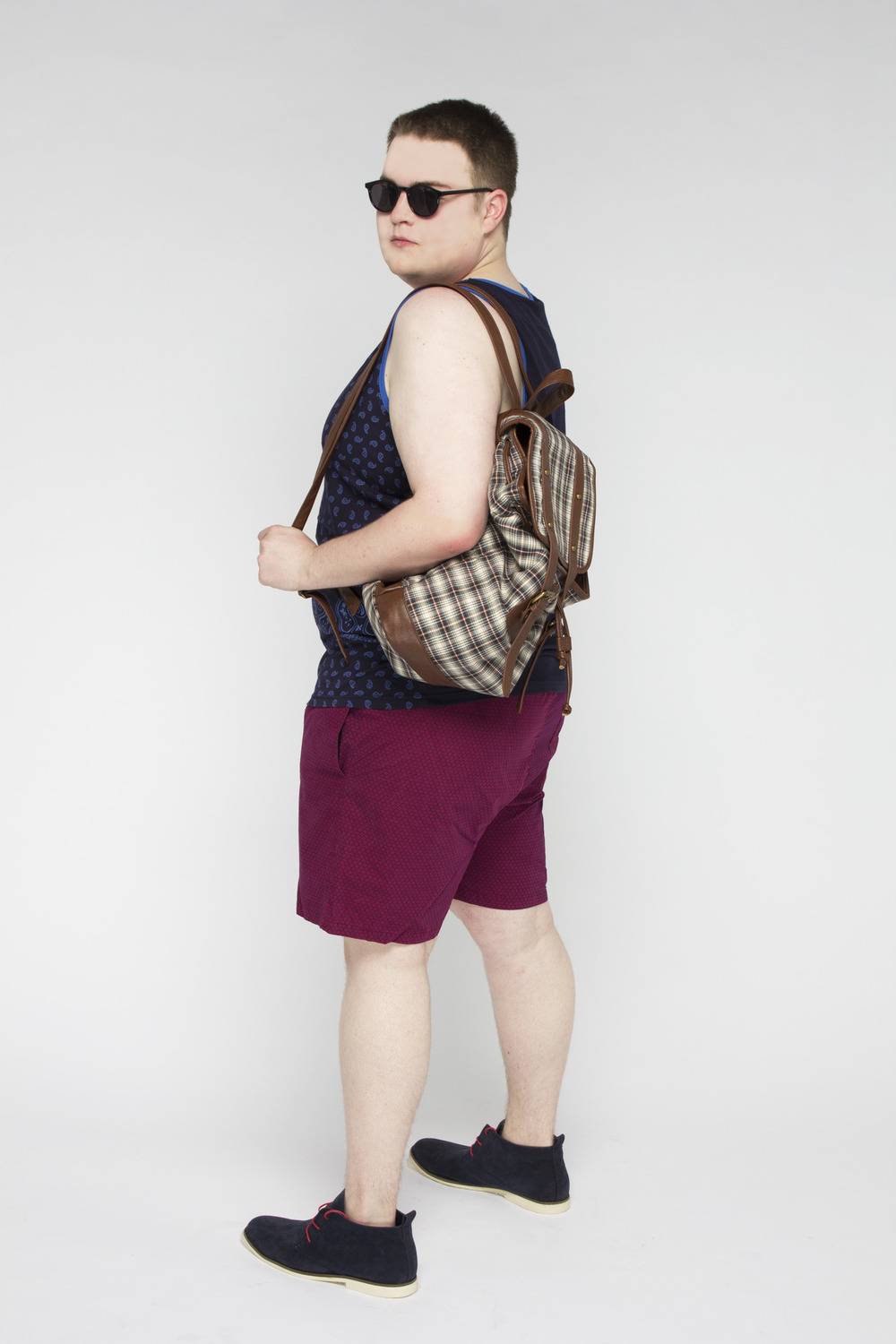 9 Plus Size Cuties Share Tips For Androgynous Style ...