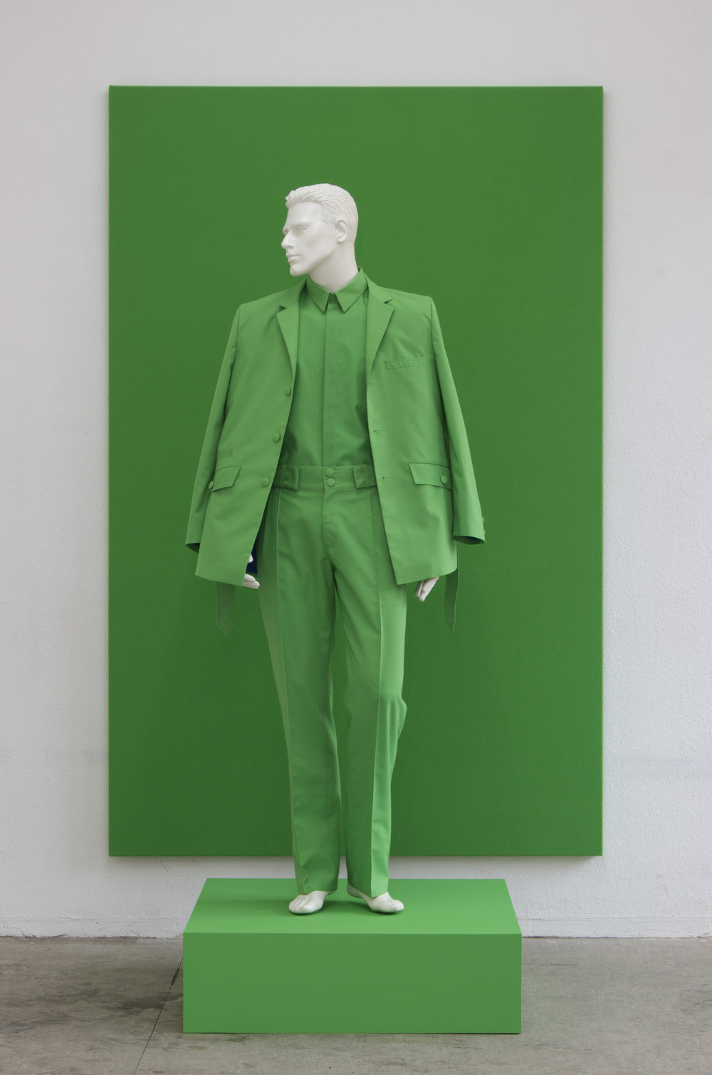 (from: contemporaryartdaily.comClaus Rasmussen at Neue Alte Brücke)