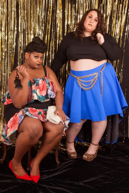 1ded7373a8bea Ready to Stare is a body positive apparel and accessory brand by size  activist Alysse Dalessandro. With a focus on handcrafting everyday  statement pieces