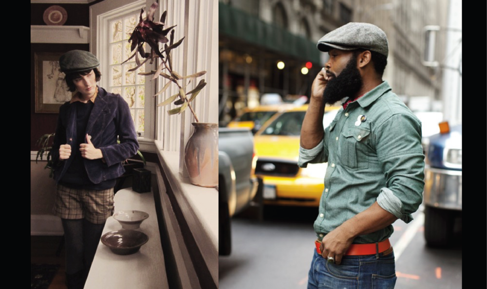 5c1eb1a72f3 The Allure of Newsboy Caps — Qwear