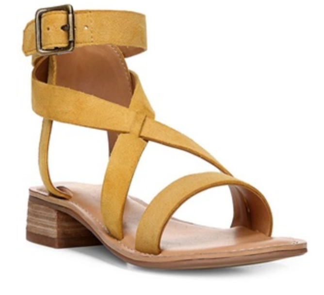 Franco Sarto Alora Heel Sandals by Long Tall Sally