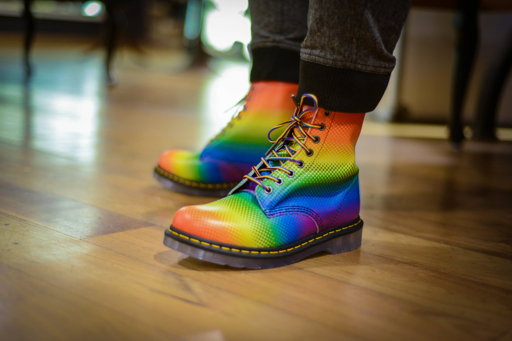 Dr Martens Releases Two Pride Boots In Support Of The