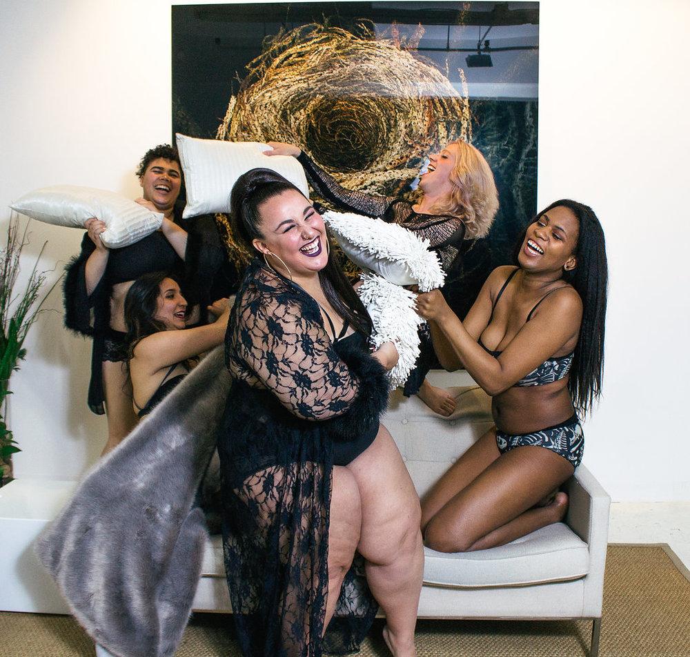b9f699b012360 Queer Trans Lingerie Photoshoot with Bluestockings   Qwear — Qwear ...