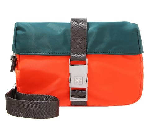 UTC00 Bum bag - green/orange