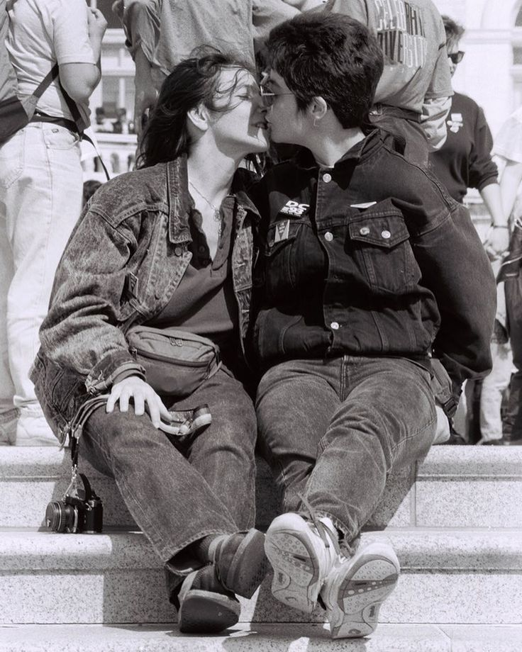 March on Washington for Lesbian and Gay Rights romance. 1993