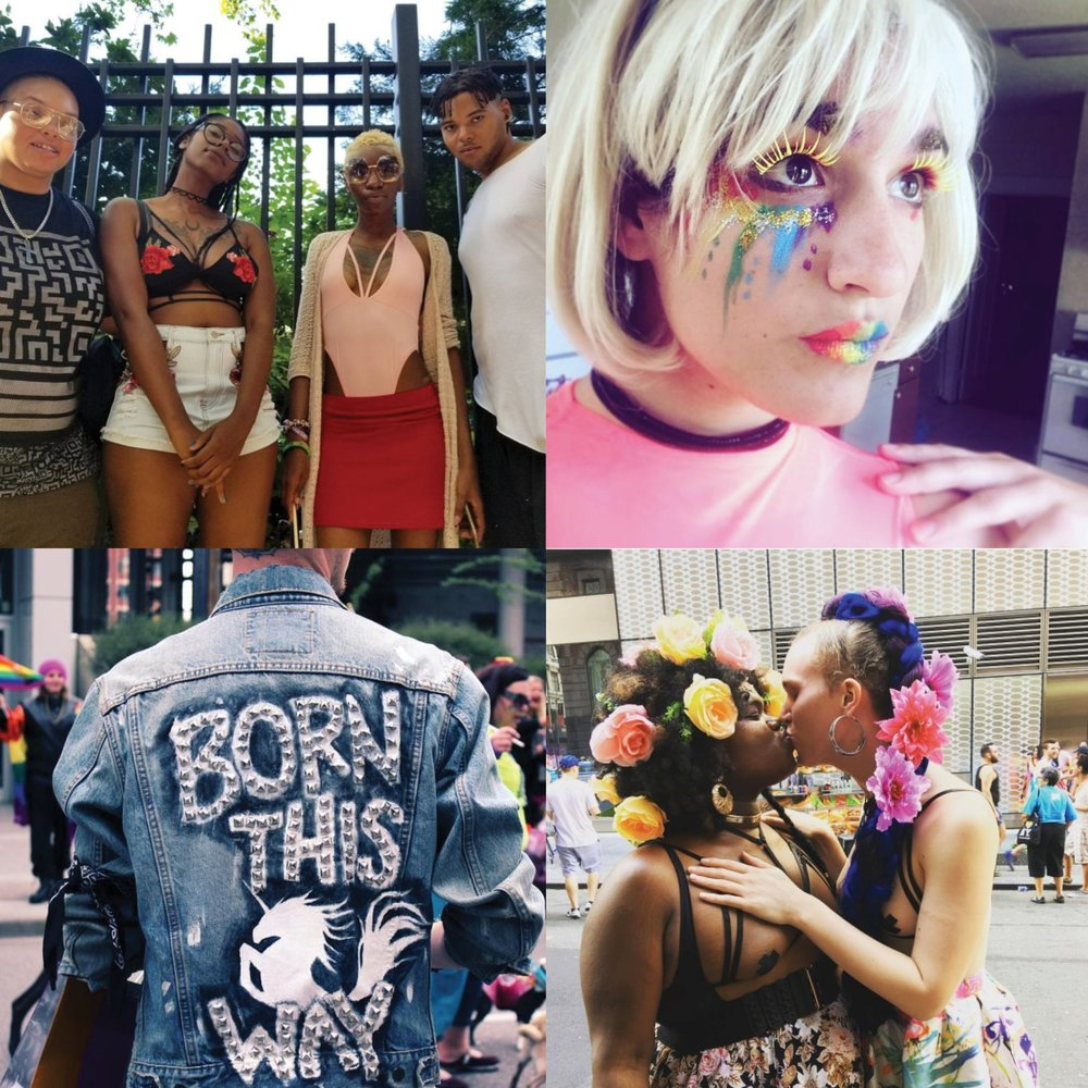 Fierce Pride Style From Around The World, June 2017 -