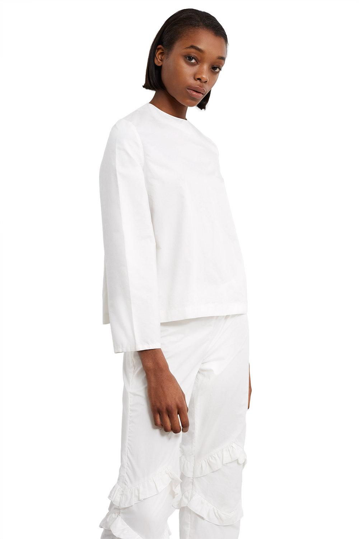 Ifeoma Jewel Button-up Blouse – $220