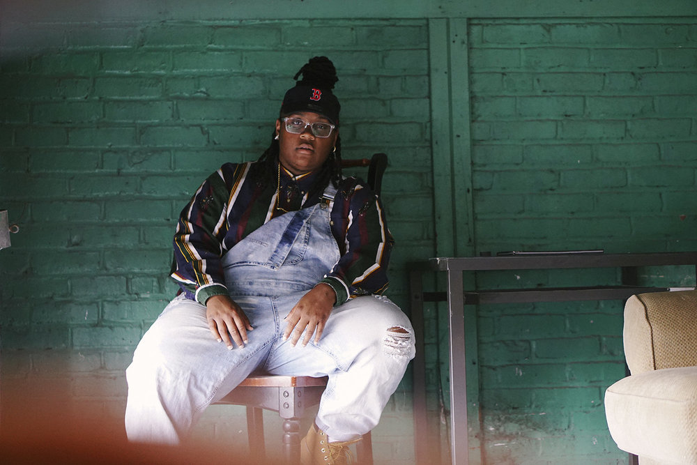 Rapper and Poet, Oompa, on Style as Energy