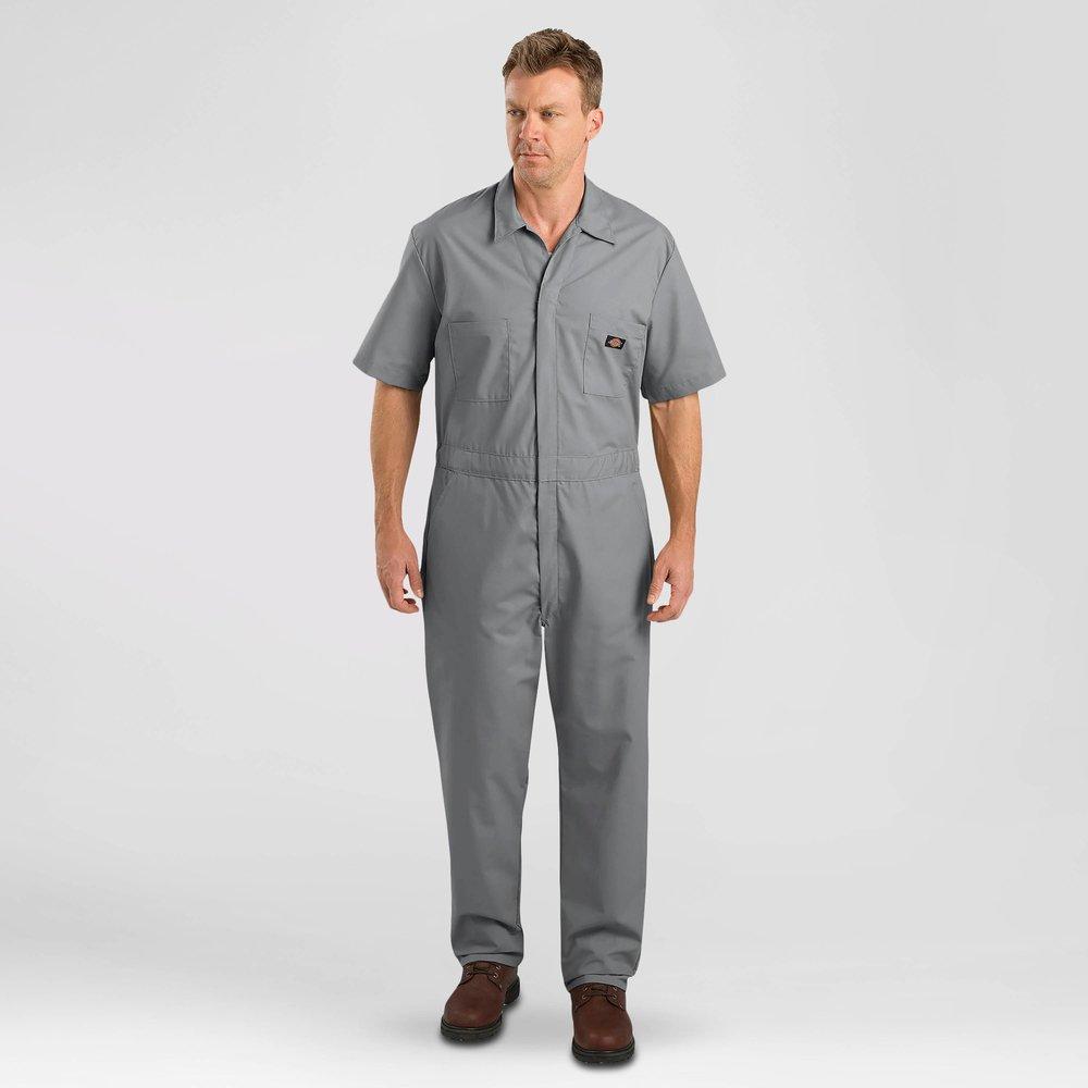 Dickies® Men's Short Sleeve Coverall,$31.99