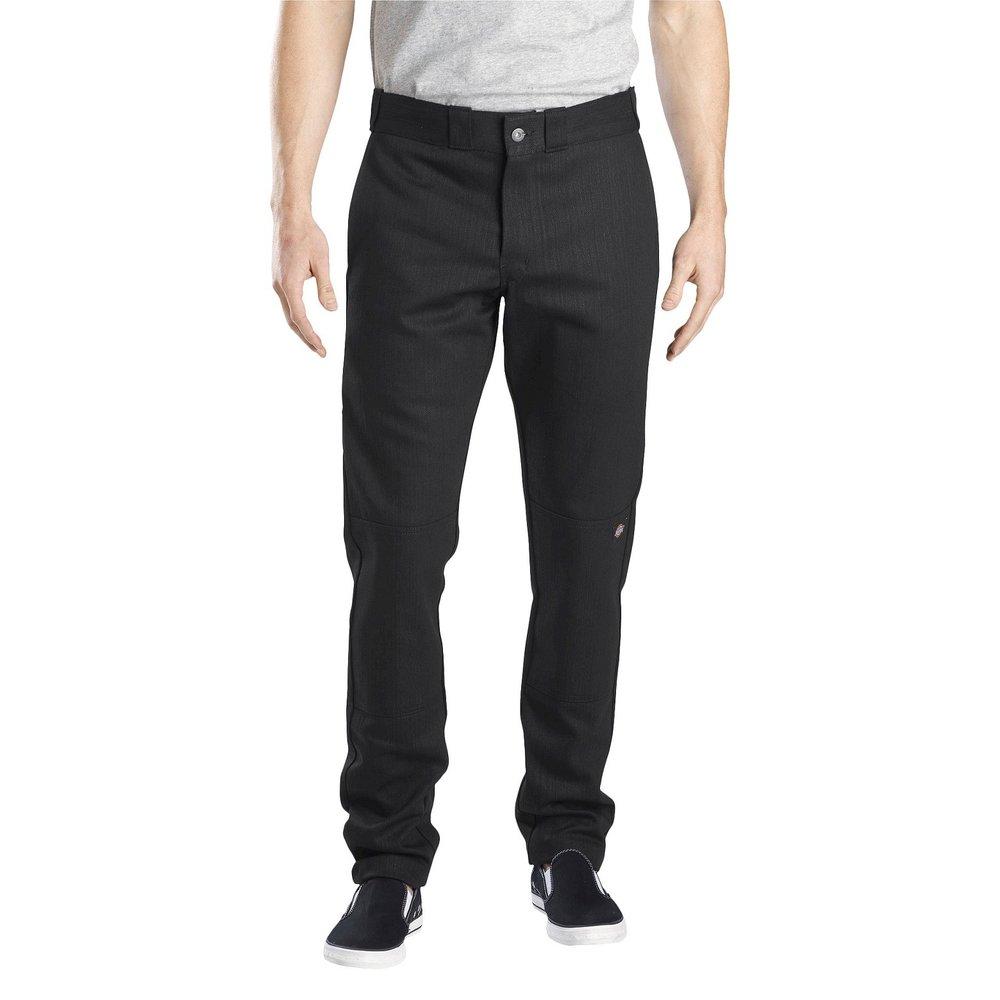 Dickies® Men's Skinny Straight Fit Flex Twill Double Knee Pants, $14.99 - $26.99