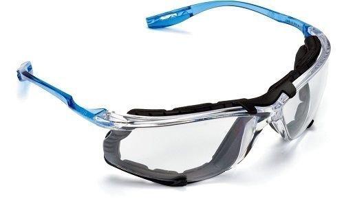 3M Virtua CCS Protective Eyewear 11872-00000-20, Foam Gasket, Anti Fog Lens, Clear $5.54
