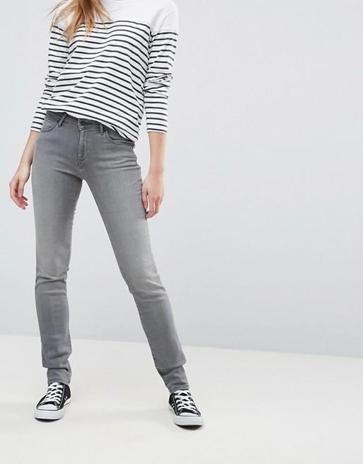 Wrangler Mid Rise Slim Cut Jeans, $87.00
