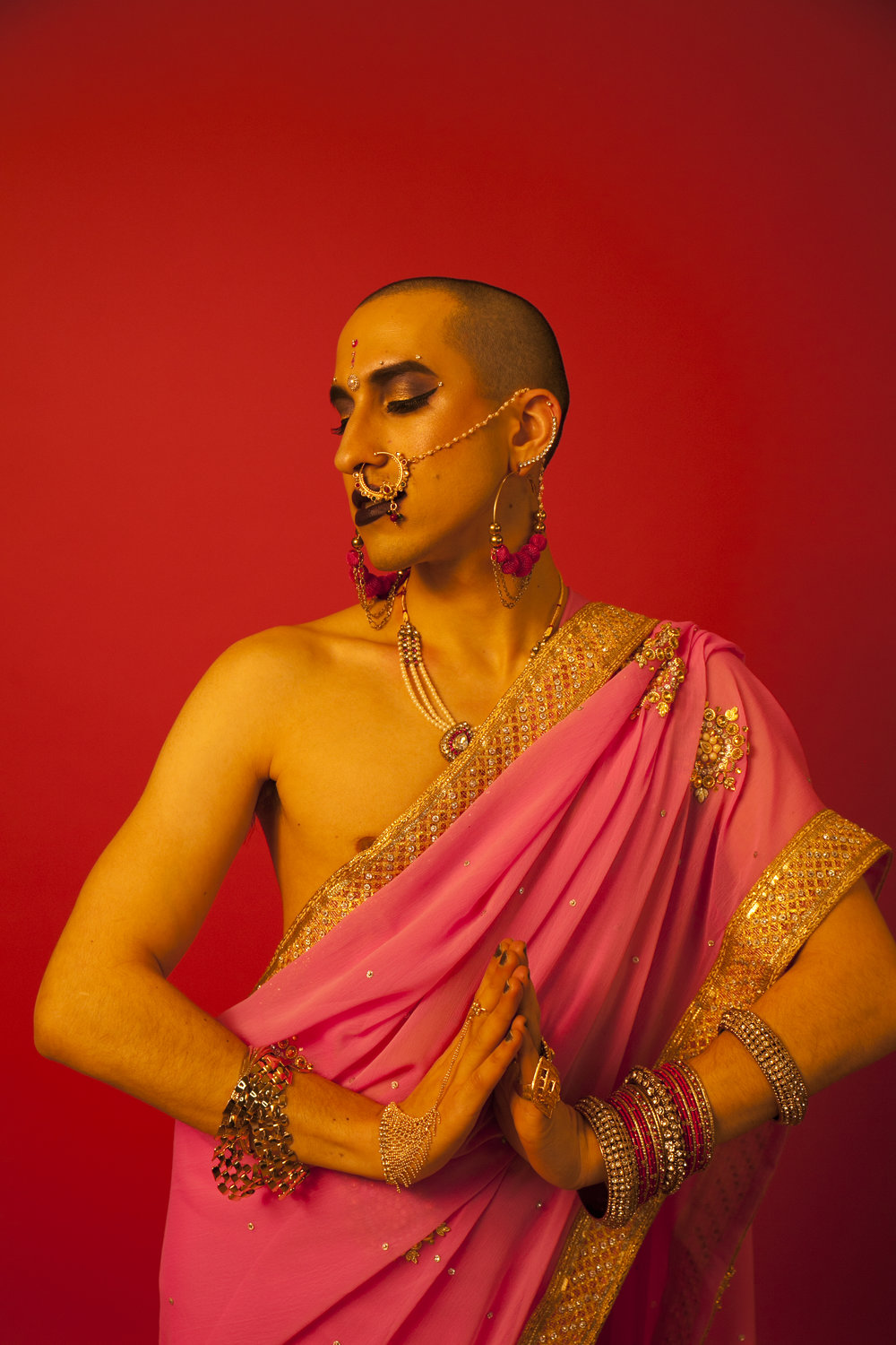 Touching Across Time: A Coming Out Letter to My Indian Grandmother By Guest Writer, Aleksandr Chandra · Photography by Landyn Pan