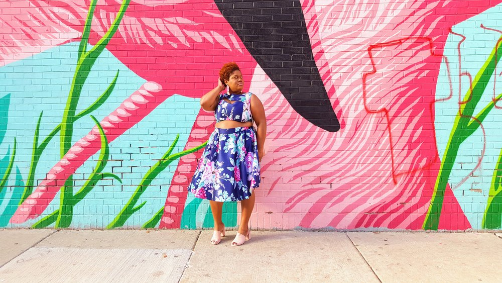 Plus Size Queer Fashion