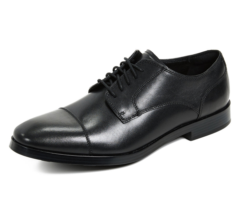Cole Haan   Jay Grand Cap Toe Derbies