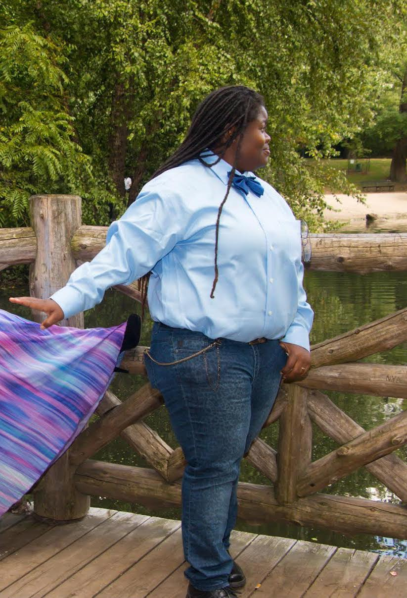 Morgan Plus Size Queer Fashion