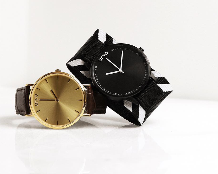 Tan France x Arvo watch set