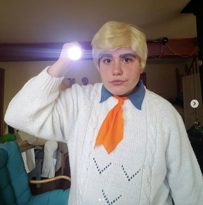 Fred Jones from Scooby Doo