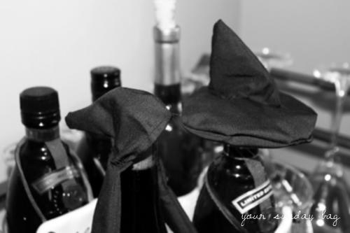 bottlecovershalloween