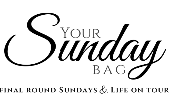 your Sunday bag