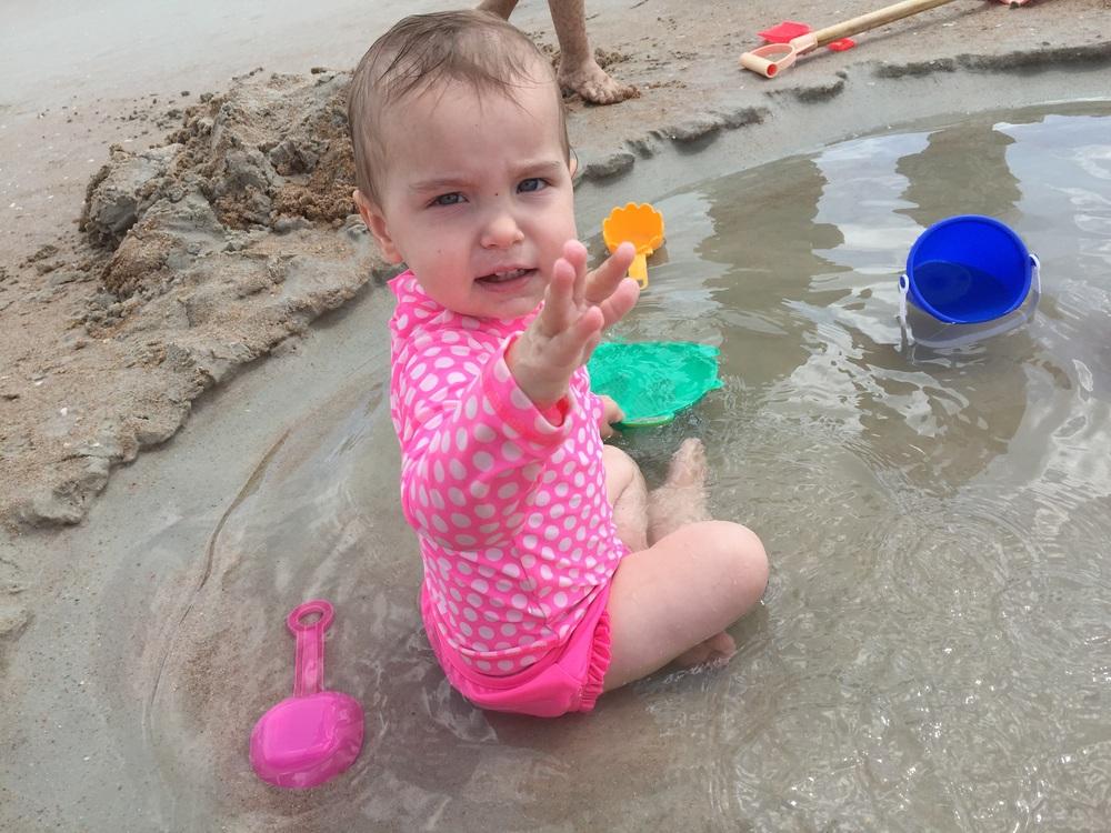 Sweet Baby Pool