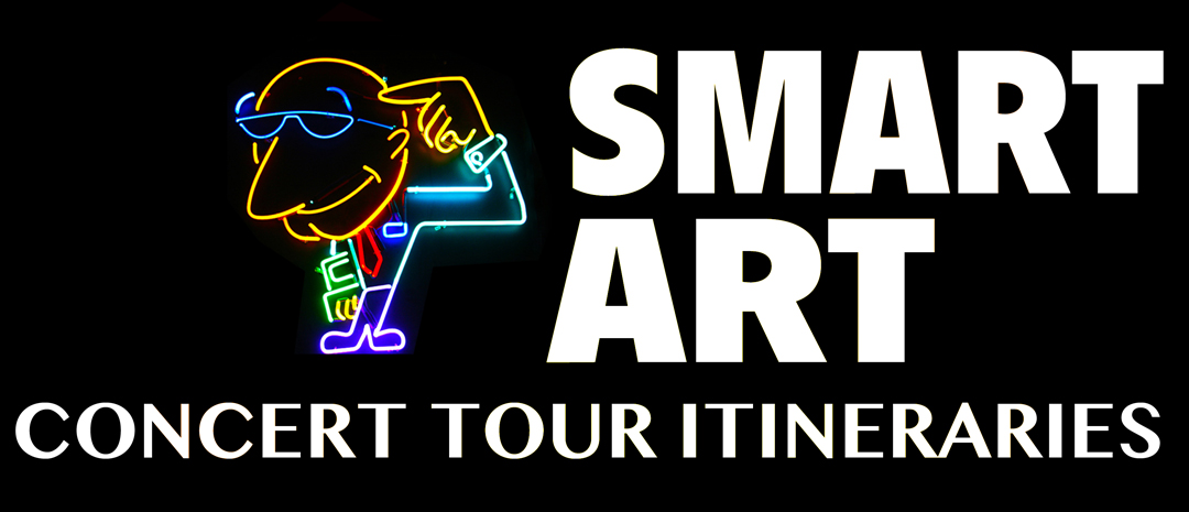 Smart Art Itineraries