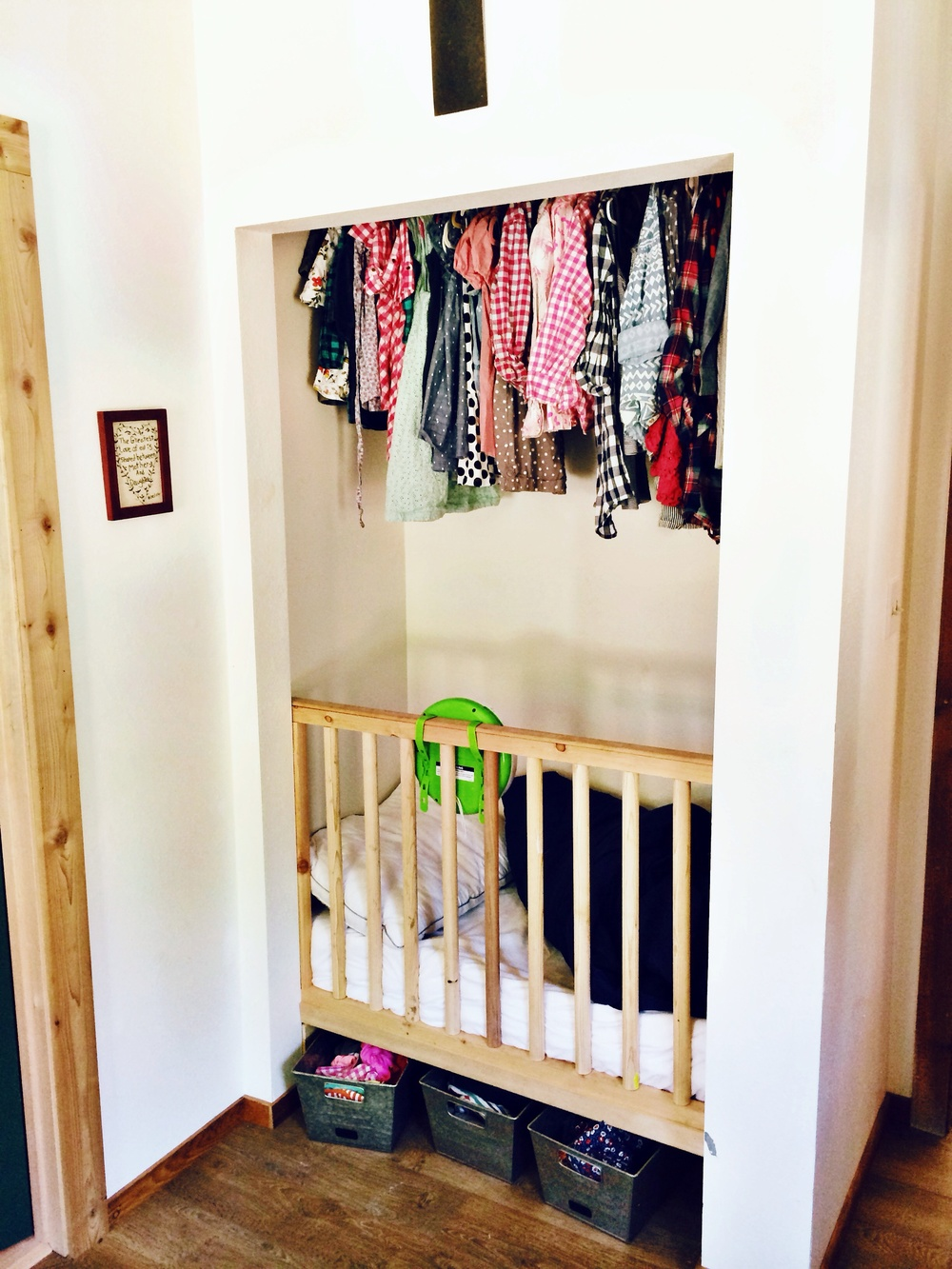 Making the Most of Small Spaces: girls bedroom — Camp Heff