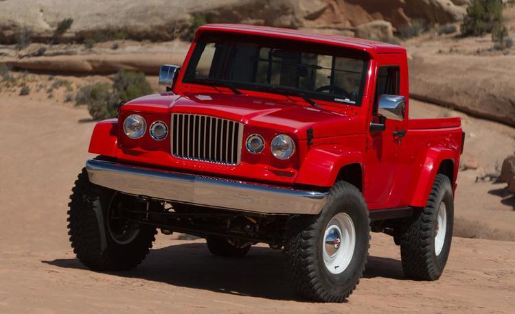 Jeep J12 Concept — Kyle Evans Design