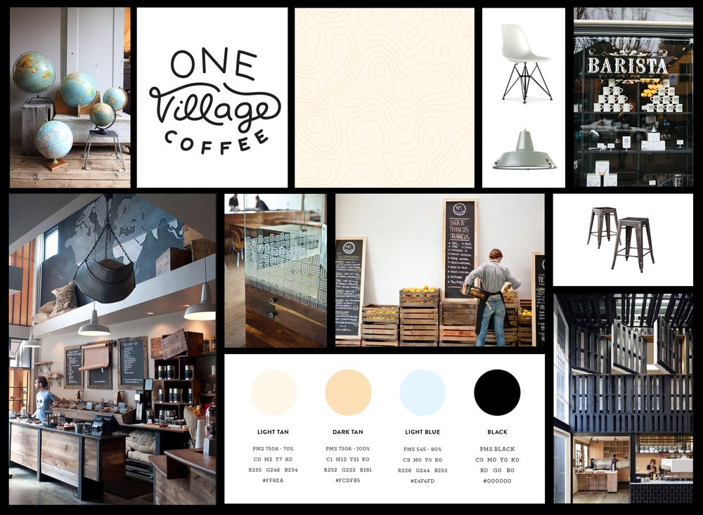 Inspirational images and branding by Wildmeasure