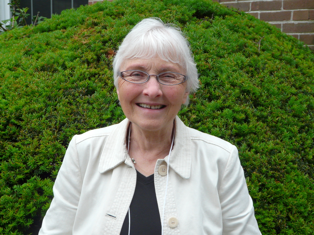 Jean Roberts 2013; Photo: Janet Mullen