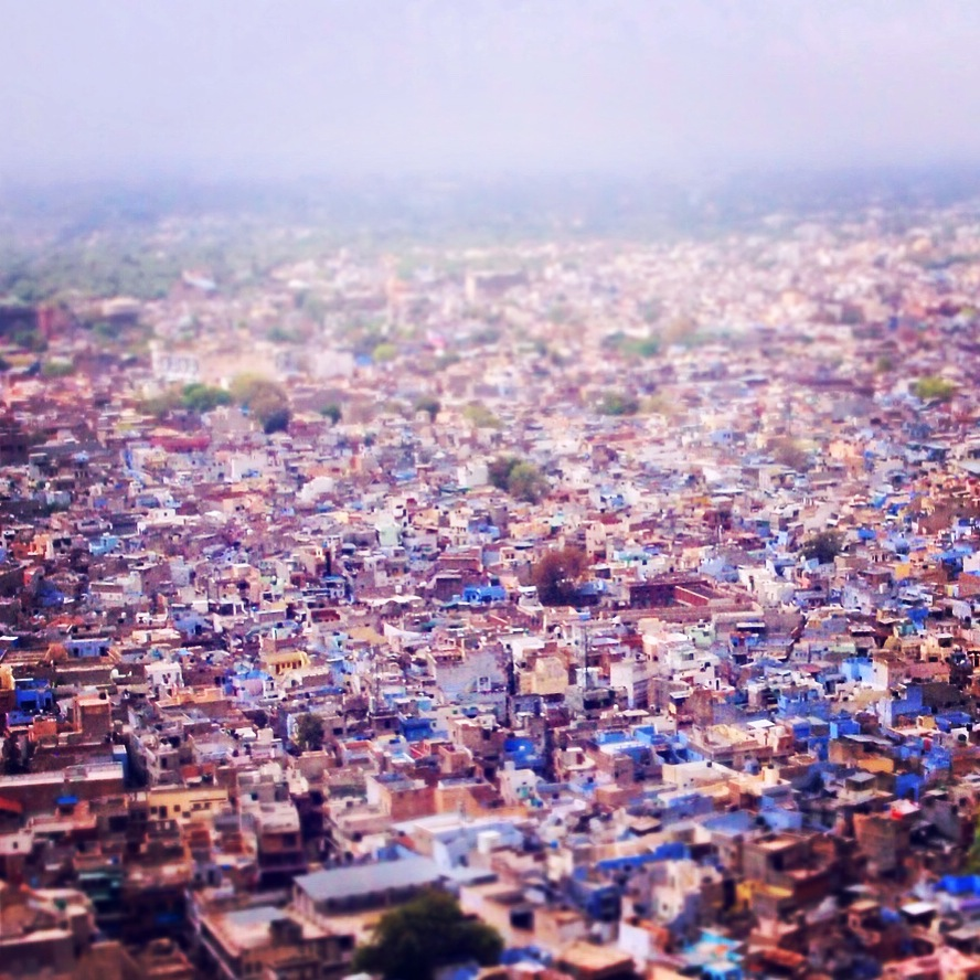Jodhpur, The Blue City Of India!