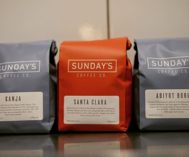 From design, to fit out and pulling shots in service, Sunday's has been with us from the very beginning. Proud to be featuring them on espresso this week. Pop in to taste what is on offer! Retail available. #straussfd #sundayscc #specialitycoffee #coffeeaustralia #brisbanecafes
