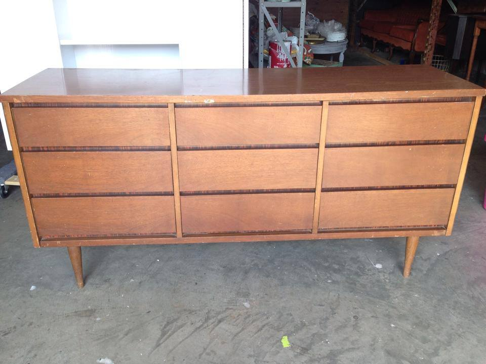 It needs a lacquer (I'd ballpark it at $400) or paint job, but you can have it as-is for $150.