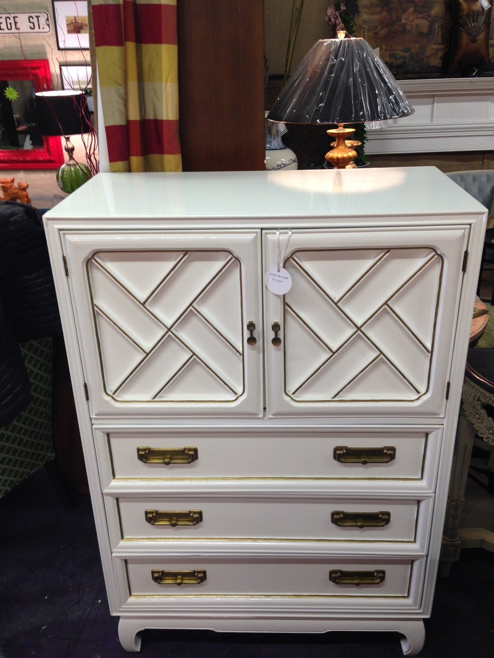 Ming door chest. Another job by Stein's!