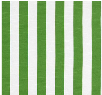 Stripe Coastal Green