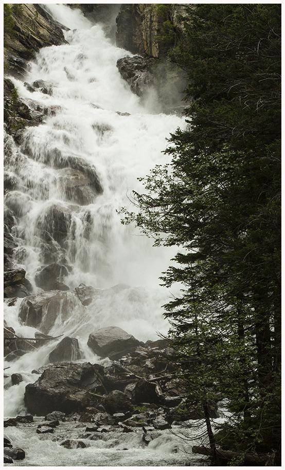 Hidden Falls, Grand Teton N.P.