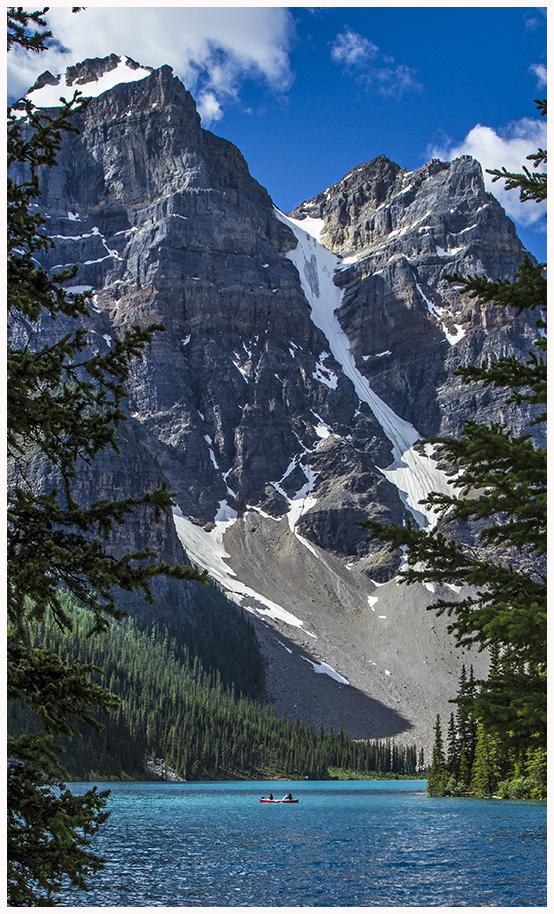 Moraine Lake, Banff N.P. Alberta, Canada