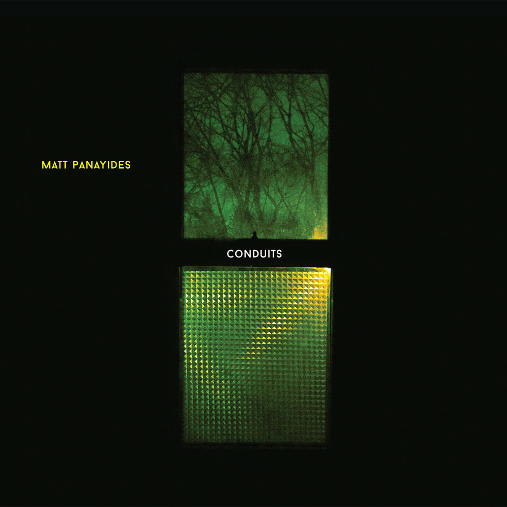 "New CD by Matt Panayides entitled ""Conduits"".  Features his compositions with Rich Perry, Thomson Kneeland and Mark Ferber."