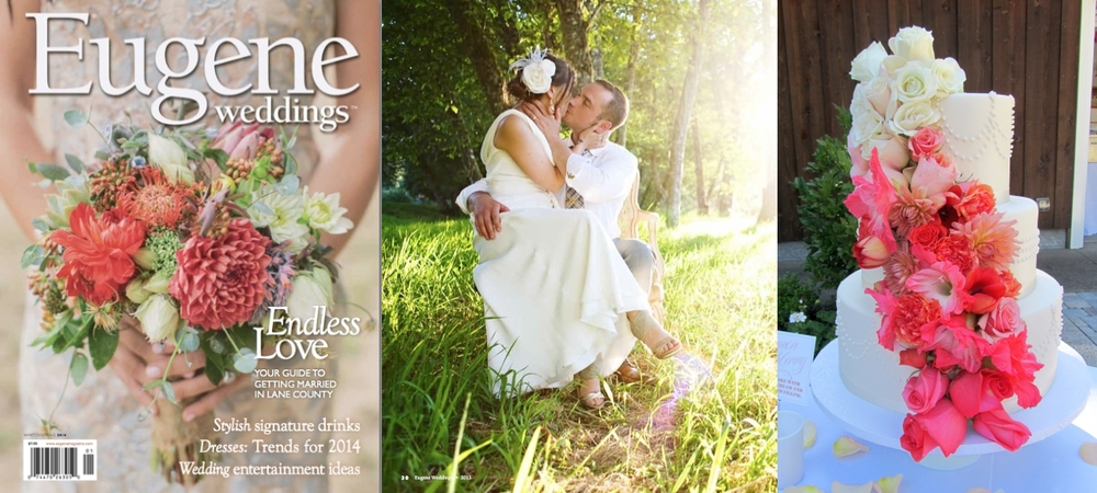 Eugene Weddings, Winter-Spring 2014