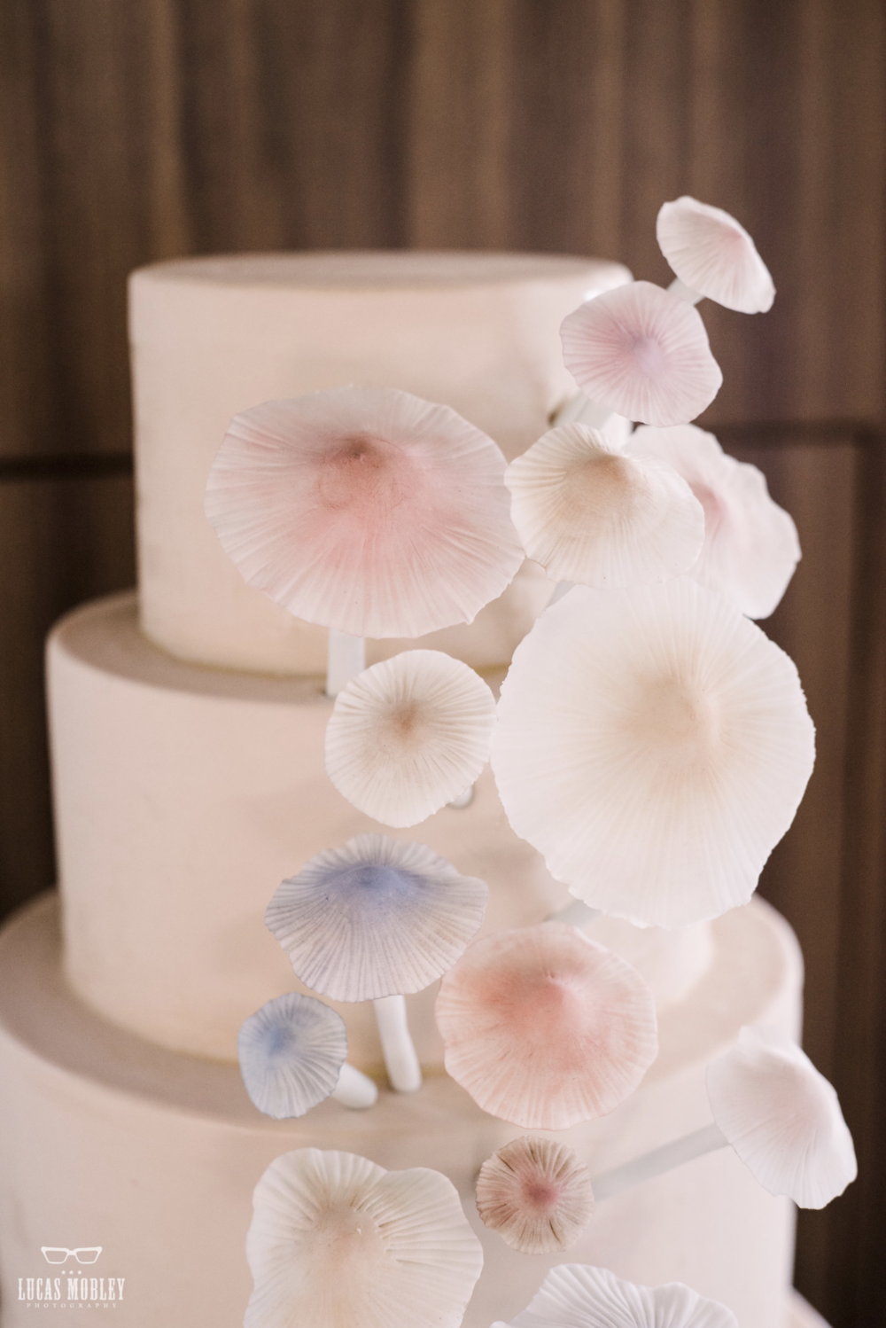 Custom Wedding Cakes — Honey Crumb Cake Studio | Seattle Bakery ...