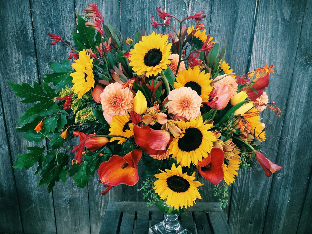 Blog the pollen mill and plenty of pretty fall flowers went out for delivery mightylinksfo