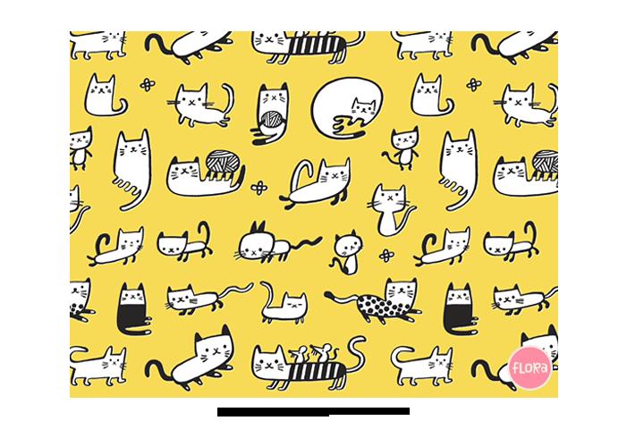 Kitties+Pattern+©+Flora+Chang+-+Happy+Doodle+Land.png
