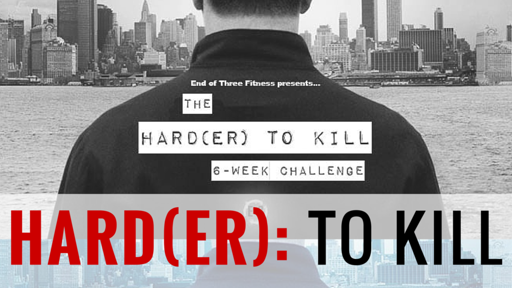HARD(ER) TO KILL  7-Week Program | 44 Total Training Days | 45 Athlete Brief Videos | Goal: General physical preparedness, with an emphasis on strength. There is a type of training…a training that few people pursue: Training to be harder to kill. Does your current training make you tougher? Are you prepared for anything? How far can you run before your hands start to shake? Can you jump over a fence? Lift 200 lb? Do you know? We want you to have the mental toughness and physical edge to be ready to perform at your maximum potential at anytime.