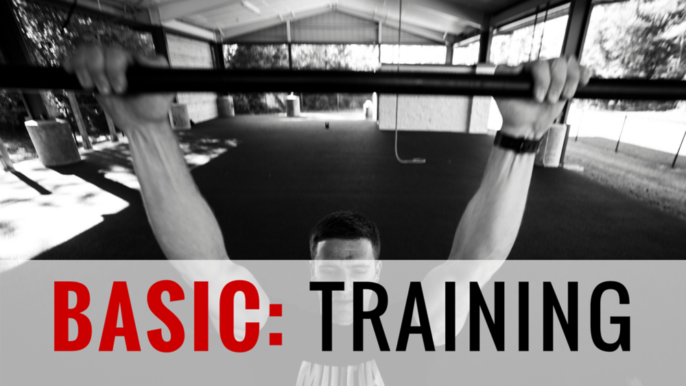 BASIC TRAINING  6-Week Basic Program | 41 Total Training Days | 42 Athlete Brief Videos | Goal: Increase Overall Conditioning A very simple introduction to high intensity training. The main goal of this program is to improve your intensity with simple metabolic conditioning. We start and end with a baseline workout to gauge your progress. If you are rather new to varied, and intense, training sessions this is your start.