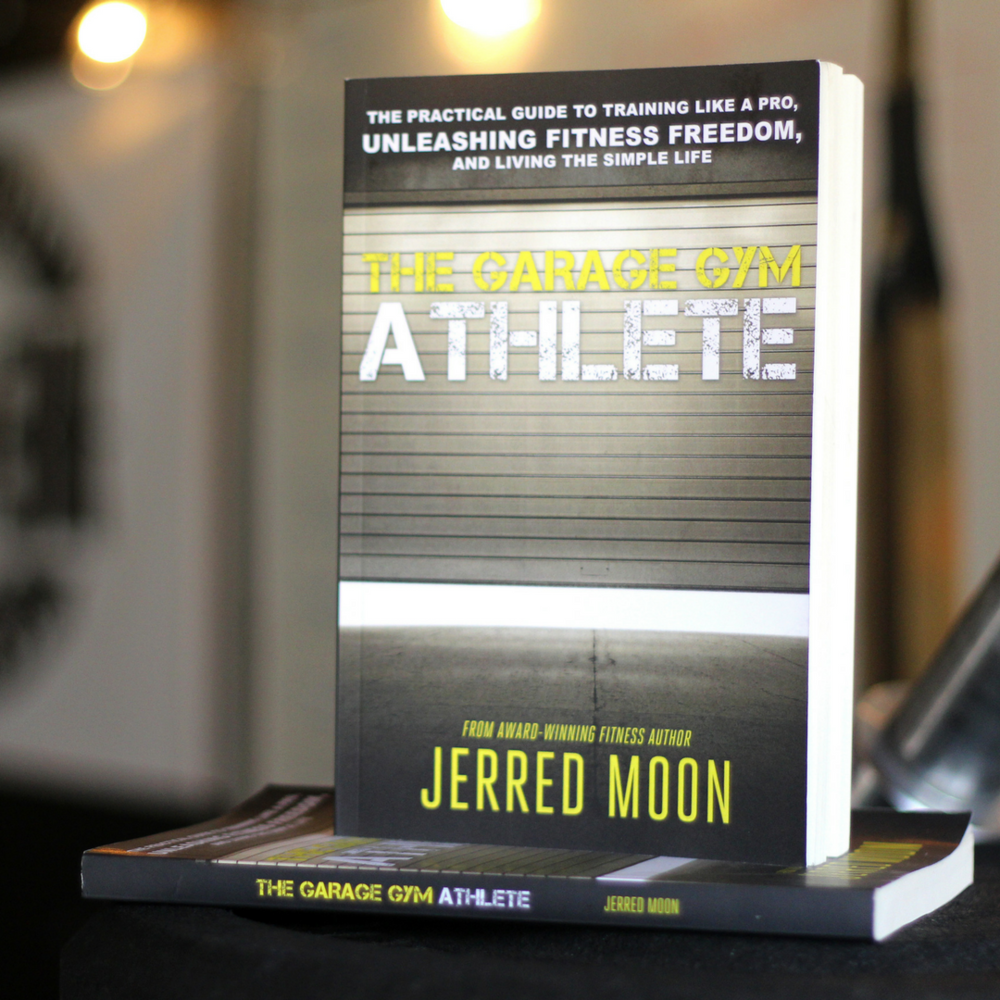 READ THE BOOK - We've been creating workouts, articles, and resources for Garage Gym Athletes since 2011.No one knows Garage Gyms better than we do.In fact, we wrote the book on it...literally!!
