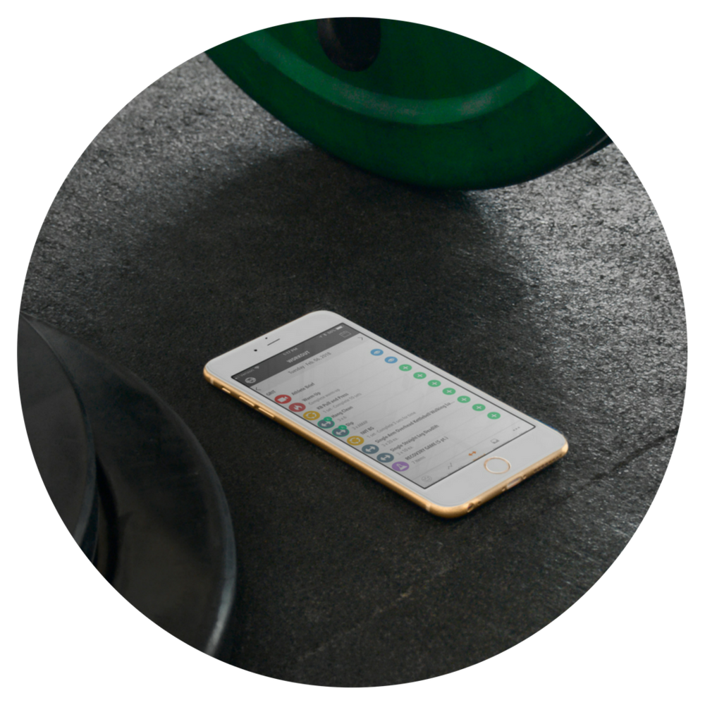Track Everything. - Our workouts load in app a week in advance. Track PRs, benchmarks, and even recovery. Check the leaderboard, get daily athlete breif videos, and more.