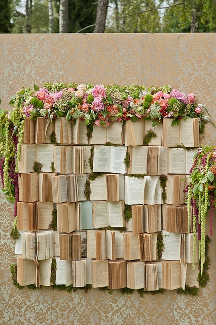 These wooden doors are just amazing too! & Wedding Backdrops | Having Fun With Your Ceremony Decor \u2014 Scarlet ...