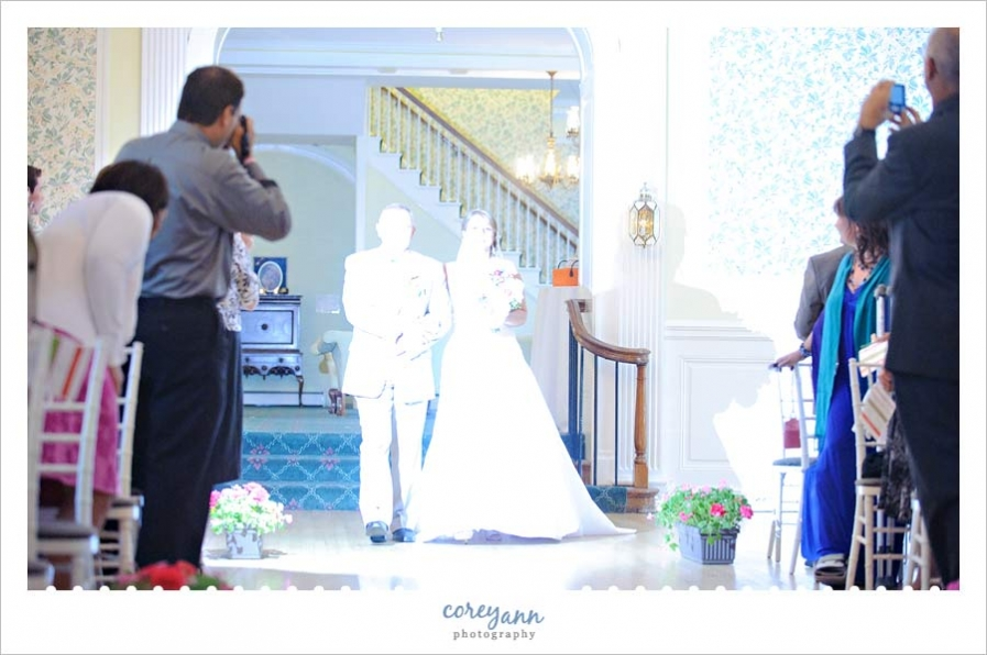 unplugged weddings and the importance of being present | charleston & atlanta wedding planners